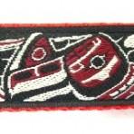 1QR526 Red Totem