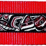 Red and Silver Totem Martingale Lead #526