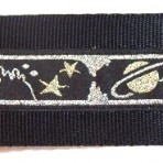 Silver and Gold Celestial Martingale Lead 3721