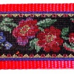 Needlepoint Tapestry Martingale Lead #84