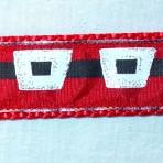 1MC924 Santa's Belt Buckle