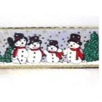 1MC935 Snowmen on White