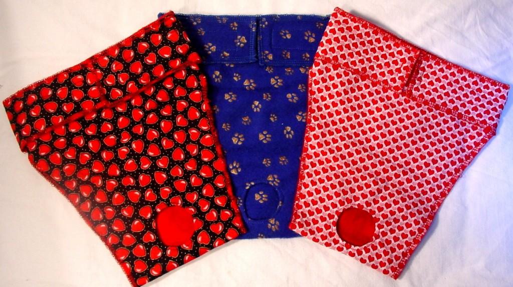 Basic panties - three styles