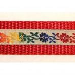 1MC212 Multi Colored Flower Chain
