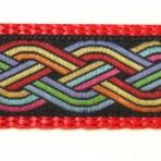 1MC580 Multi Color Woven Chain