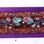 2MC820 Turquoise and Pink Floral