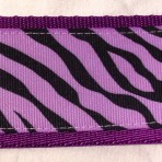2MC834 Zebra Stripes on Purple