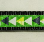5ML253 Triangles Puppy or Toy Breed Martingale Lead