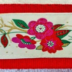 2ML857 Flowers on Branches Martingale Lead