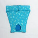 EP6057 Tiny Daisies on Turquoise Panty